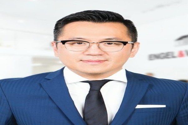 William Gong from Engel Volkers leads sales on Drummond